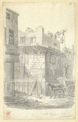 Building Work In The City, London, 1830